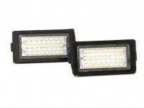 LED плафони за регистрационен номер за BMW серия 7 E38 1994-2001