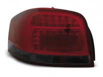 Тунинг LED стопове за Audi A3 05.2003-2008 3/5 врати, хечбек