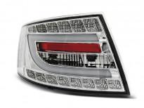 Тунинг LED стопове за Audi A6 C6 04.2004-2008 седан, версия с фабрични led стопове (букса с 7 пина)