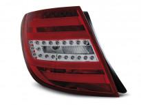 Тунинг LED стопове за Mercedes C-класа W204 2007-2010 комби