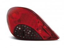 Тунинг LED стопове за Peugeot 207 05.2006-06.2009 3/5 врати, хечбек