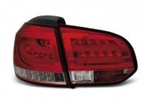 Тунинг LED стопове за Volkswagen GOLF 6 10.2008-2012 хечбек