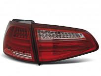 Тунинг LED стопове за Volkswagen GOLF 7 2013- хечбек, версия без фабрични led стопове