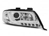 Тунинг фарове с LED светлини за Audi A6 C5 05.1997-05.2001 седан/комби