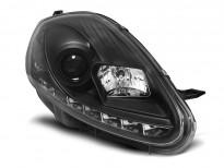 Тунинг фарове с LED светлини за Fiat GRANDE PUNTO 2008-2009