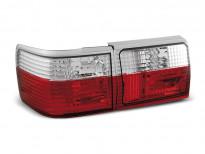 Тунинг стопове за Audi 80 B3 09.1986-11.1991, B4 комби 09.1991-04.1996 с червена и бяла основа