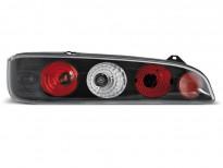 Тунинг стопове за Fiat SEICENTO 600 1998-2010 с черна основа