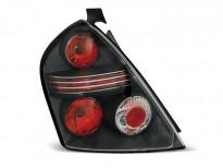 Тунинг стопове за Fiat STILO 10.2001-2007 3 врати с черна основа