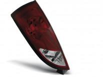Тунинг стопове за Ford FOCUS 1 10.1998-10.2004 хечбек с червена и бяла основа