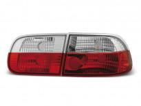 Тунинг стопове за Honda CIVIC 0 9.1991-08.1995 3 врати  с червена и бяла основа