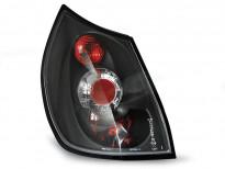 Тунинг стопове за Renault SCENIC 06.2003-02.2006 с черна основа