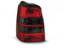 Тунинг стопове за Volkswagen GOLF 3 09.1991-08.1997 комби  с червена и опушена основа