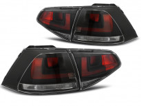 Тунинг стопове за Volkswagen GOLF 7 07.2012- хечбек изцяло опушени