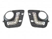 Специфични дневни светлини за BMW X5 E70 2010-2014 с предна М броня