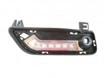 Специфични дневни светлини за BMW X3 F25 2010-2014 със стандартна предна броня