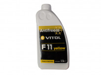 Антифриз Vitol F11 жълт 1.5L