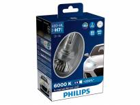 LED система Philips H7 X-tremeUltinon 12V, 25W, 6000K