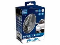 LED система Philips H7 X-tremeUltinon 12V, 25W, 6000K