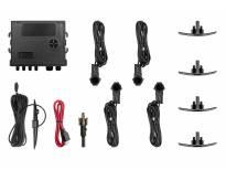 Парктроник система OEM с LED дисплей с 4 черни датчика