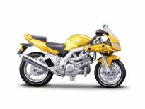 Играчка мотор Maisto Special Edition Suzuki SV650S в мащаб 1:18