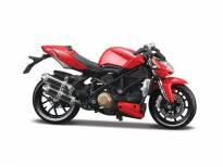 Играчка мотор Maisto Special Edition Ducati StreetFither S 2010 в мащаб 1:18
