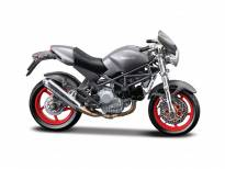 Играчка мотор Maisto Special Edition Ducati Monster S4 в мащаб 1:18