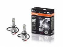 LED система Osram за фарове H7, генерация 2, студено бяла светлина, 12V/24V, 14W, PX26d