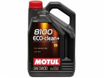 MOTUL 8100 ECO-CLEAN+ 5W30 5L