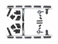 Алуминиеви степенки за Audi Q5 2008-2017