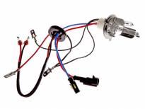 Ксенонова лампа H4-2 SINGLE 4300K 12V/24V/55W