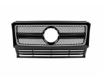 Хром/черна решетка тип G65 за Mercedes G класа W463 1990-2012