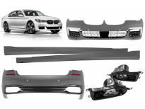 M sport пакет за BMW серия 7 G12 дълга база след 2015 година