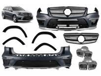 AMG пакет тип GL63 за Mercedes GL X166 2012-2015 година