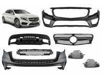 AMG пакет тип GLA63 за Mercedes GLA X156 2014-2016
