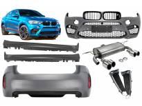 M пакет за BMW серия X6 F16 след 2015 година