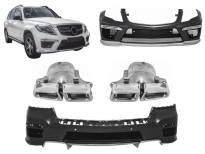 AMG пакет за Mercedes GLK X204 2012-2015