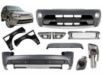 Biography пакет за Range Rover Sport 2009-2013 година