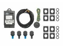 Парктроник система Laserline със звукова сигнализация с 4 датчика черни