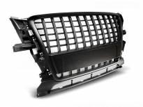 Черен мат решетка тип S-line за Audi Q5 2008-2012
