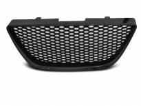 Черен мат решетка без емблема за Seat Ibiza 2008-2012 година