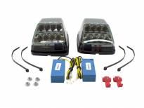 LED страничен мигачи за Mercedes G класа W463 1989=> - черна основа