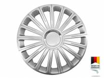 "Декоративни тасове PETEX 14"" Radical Pro Silver, 4 броя"
