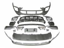 Предна броня тип Turbo за Porsche Macan 2014 => без PDC/ без халогени