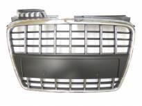 Хром/Черна решетка за Audi A4 2004-2008
