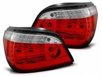 Комплект тунинг LED стопове за BMW серия 5 E60 2007-2010, ляв и десен