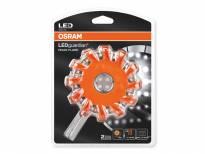 LED сигнална лампа OSRAM с магнит и кука