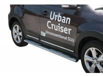 Овални дизайнерски степенки Misutonida за Toyota Urban Cruiser след 2009 година