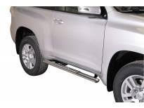Овални дизайнерски степенки Misutonida за Toyota Land Cruiser 150 3 врати след 2009 година