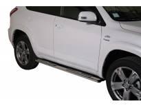 Овални дизайнерски степенки Misutonida за Toyota Rav 4 2010-2012