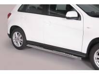 Овални дизайнерски степенки Misutonida за Mitsubishi ASX след 2010 година